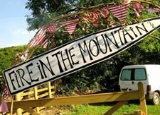 Fire in the Mountain Festival: June 1st - 5th 2012